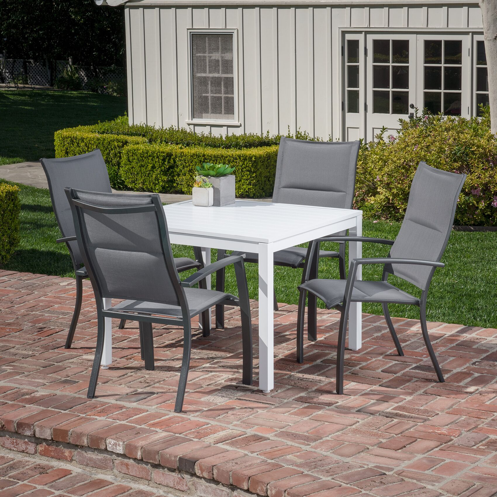 Frampton Cotterell 5 Piece Dining Set
