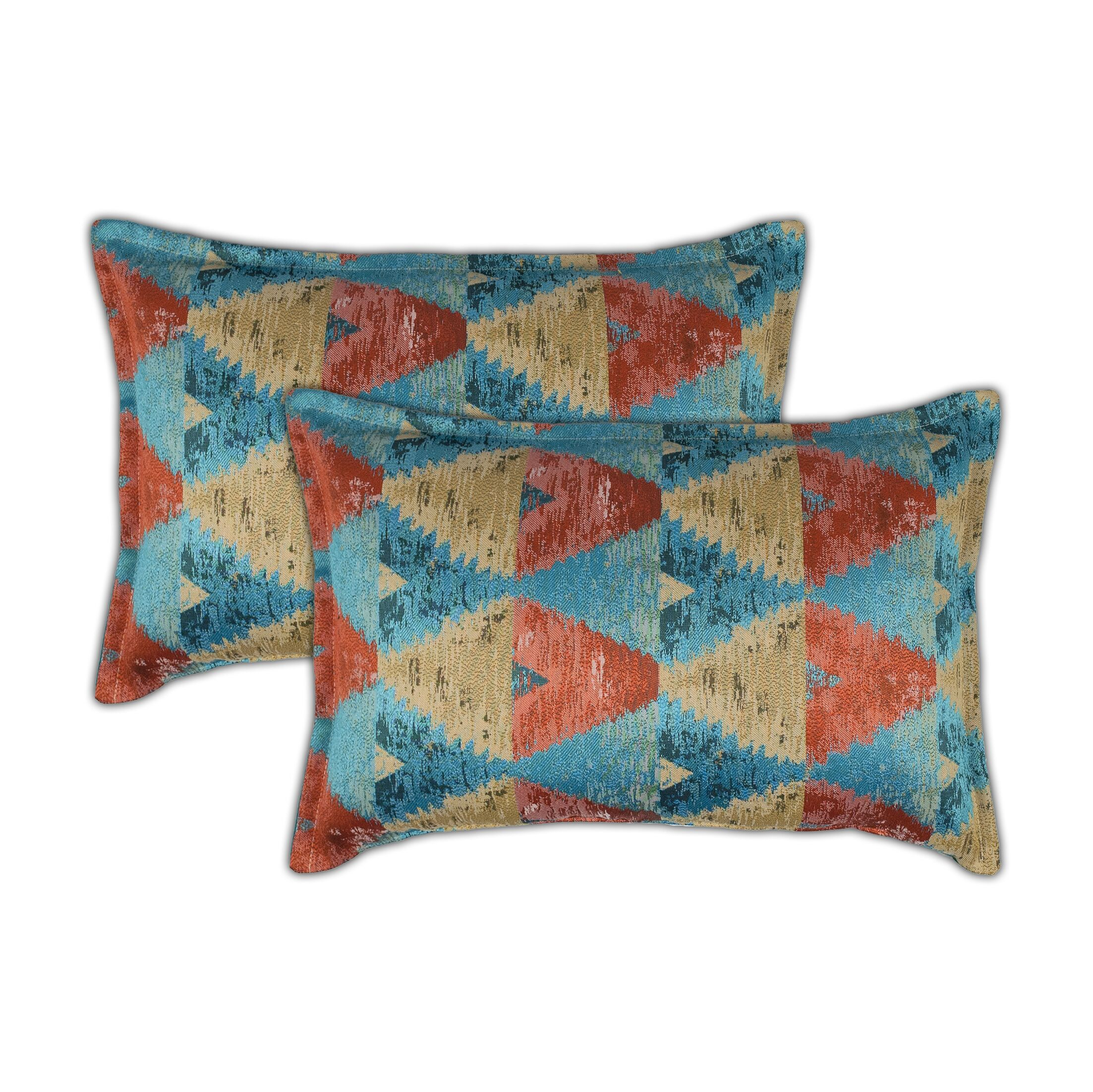 Madras Lumbar Pillow
