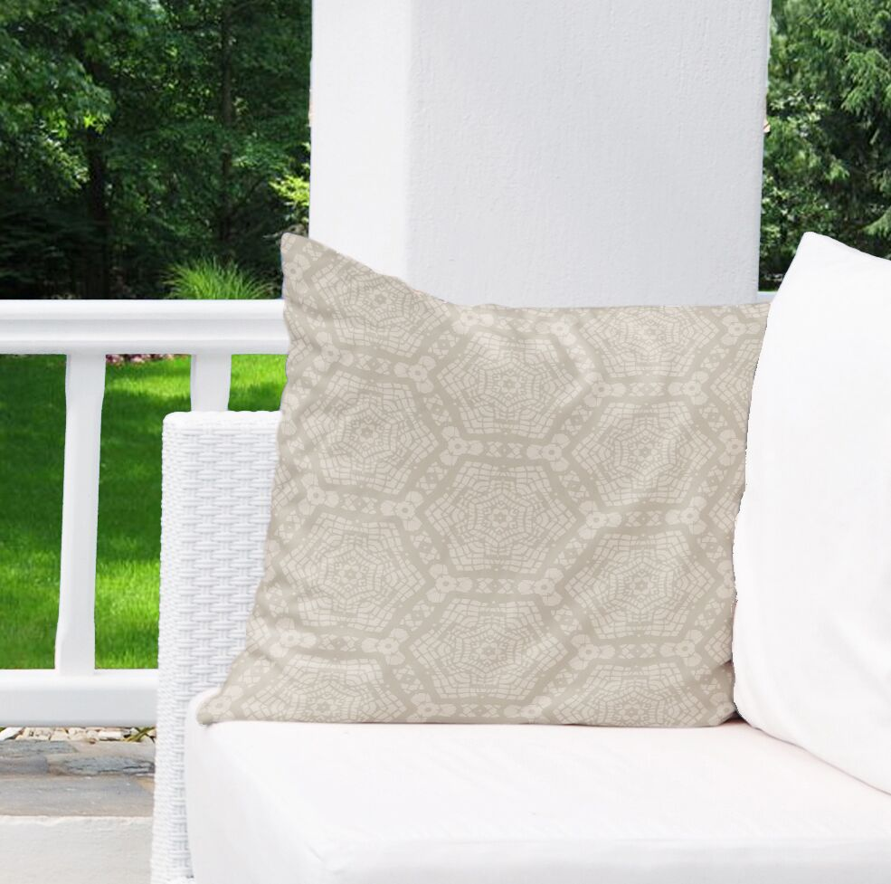 Accent Pillows Lehigh Brown Indoor Outdoor Throw Pillow March 2019