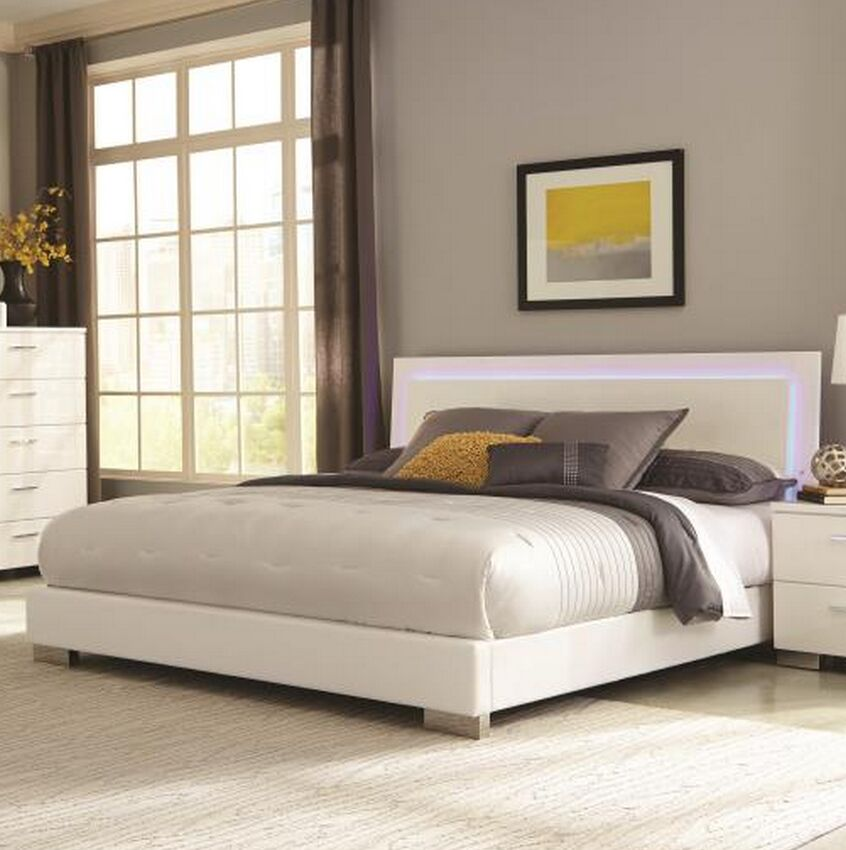 Gibby Upholstered Panel Bed Size: Eastern King
