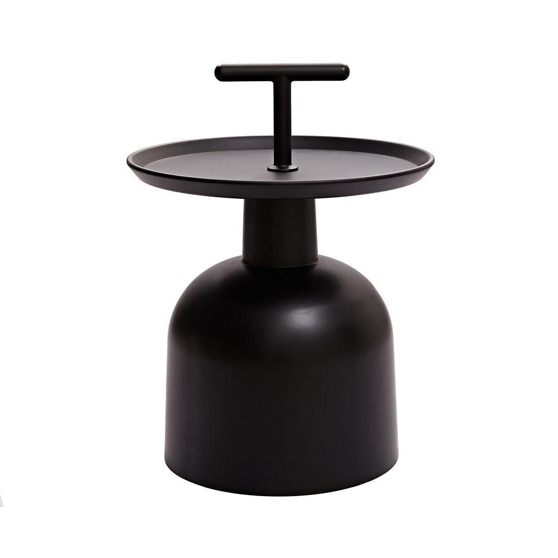 Areli Tray Table Color: Black