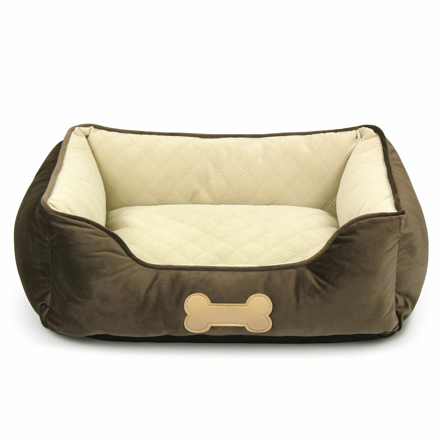 Dunsmuir Pet Lounger Bed Bolster with Super Soft Padding Size: 8