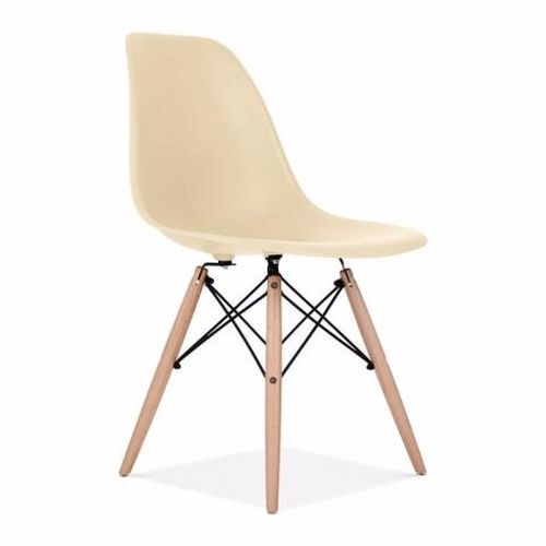 Andreas Dining Chair Color: Cream