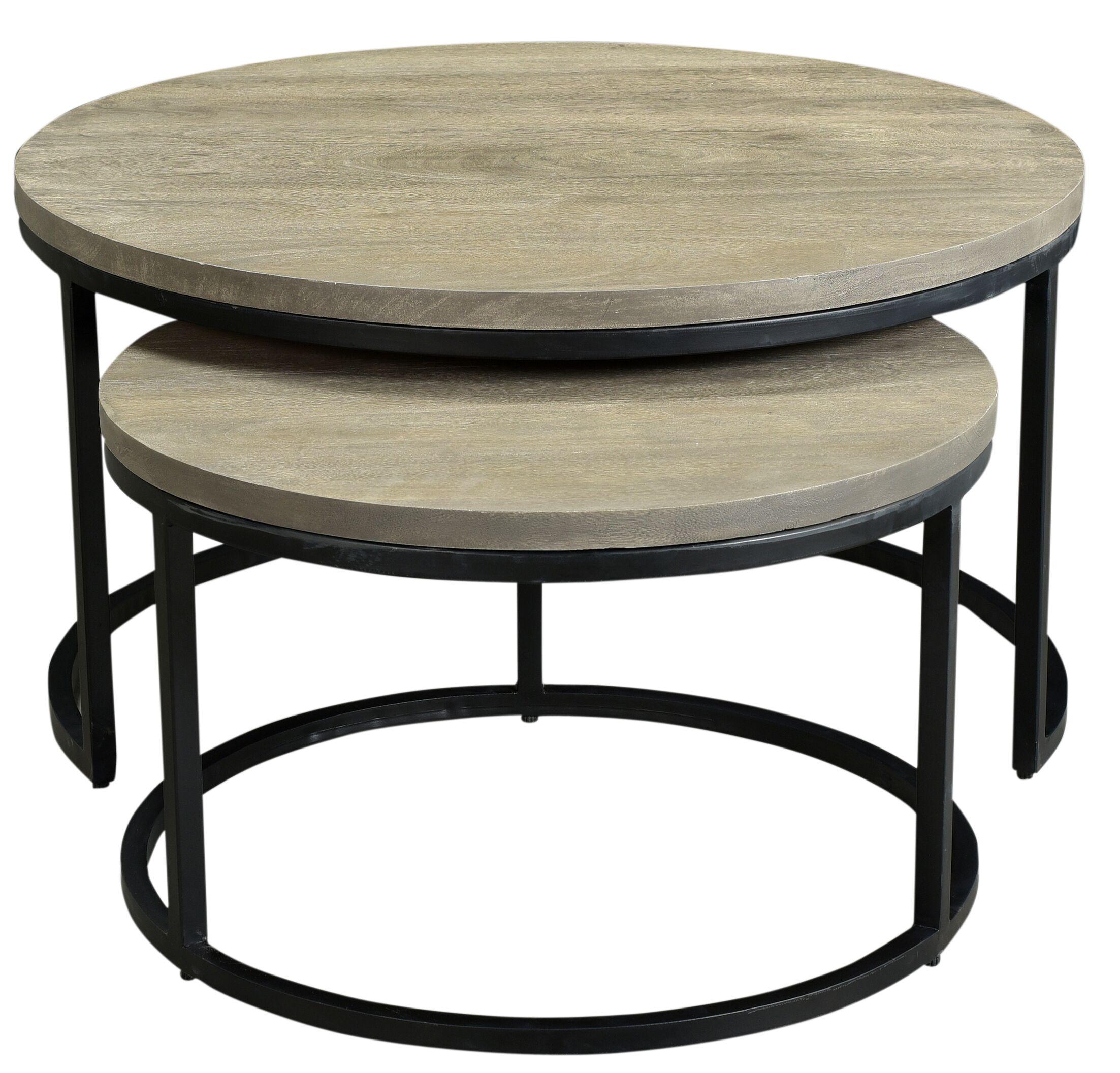 Beland 2 Piece Nesting Tables