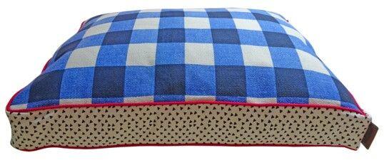 Ajax Dog Pillow Size: 28