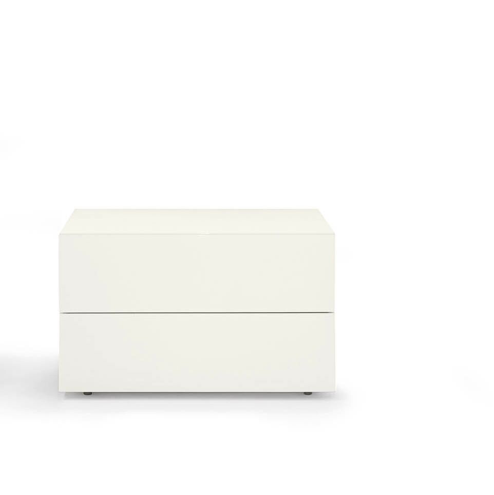 People 2 Drawer Nightstand Size: 16.14