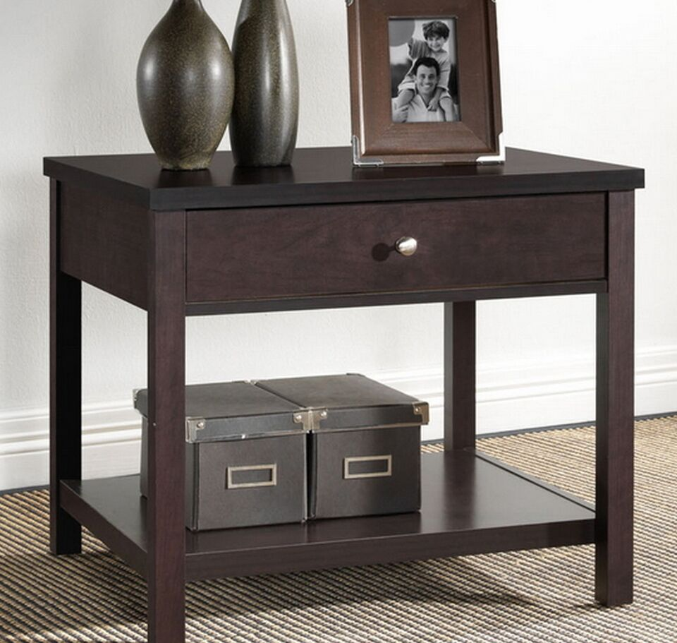 Funchess Modern End Table