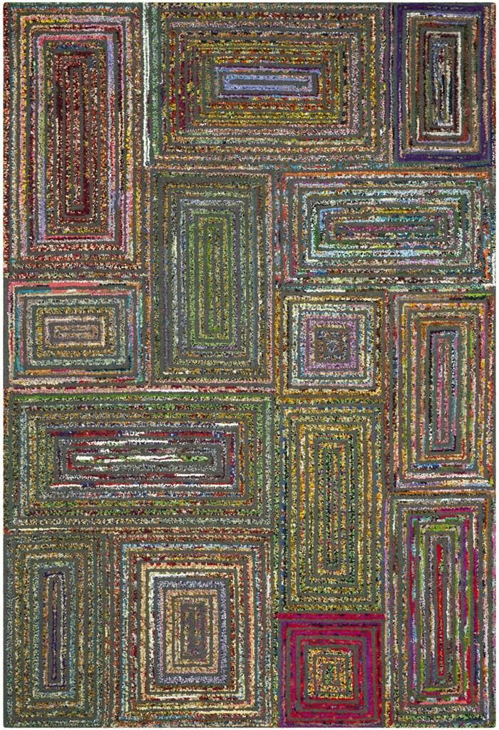 Genemuiden Hand-Tufted Area Rug Rug Size: Rectangle 4' x 6'
