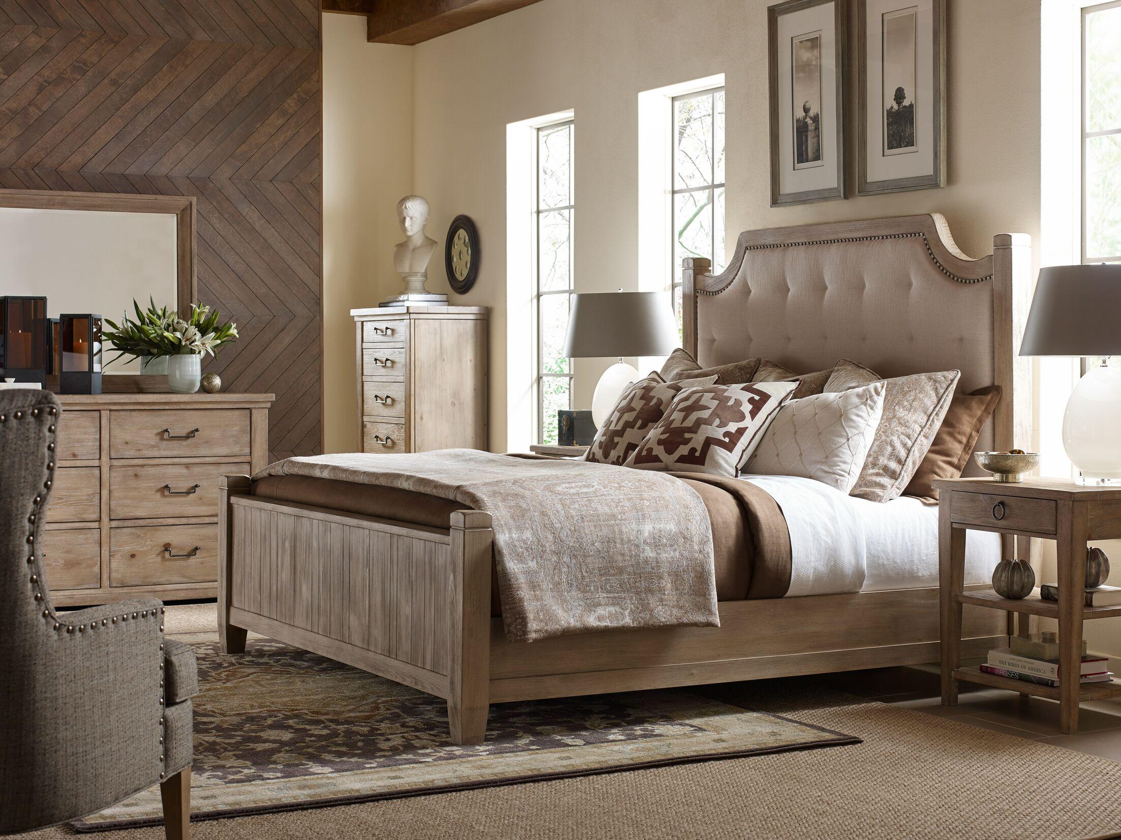 Monteverdi Panel Configurable Bedroom Set
