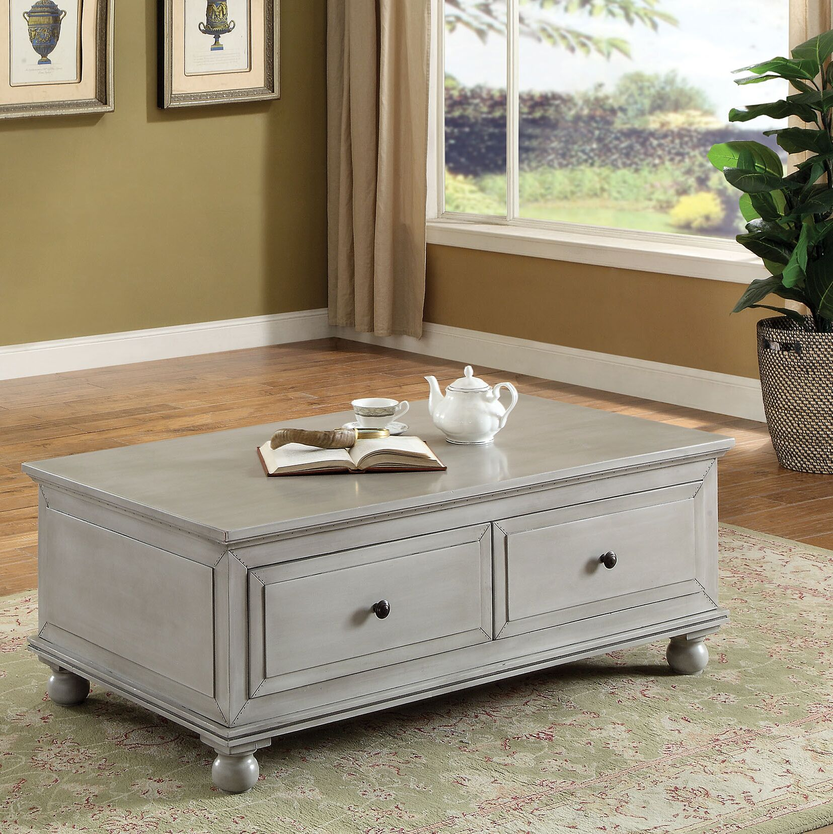 Cremont Coffee Table