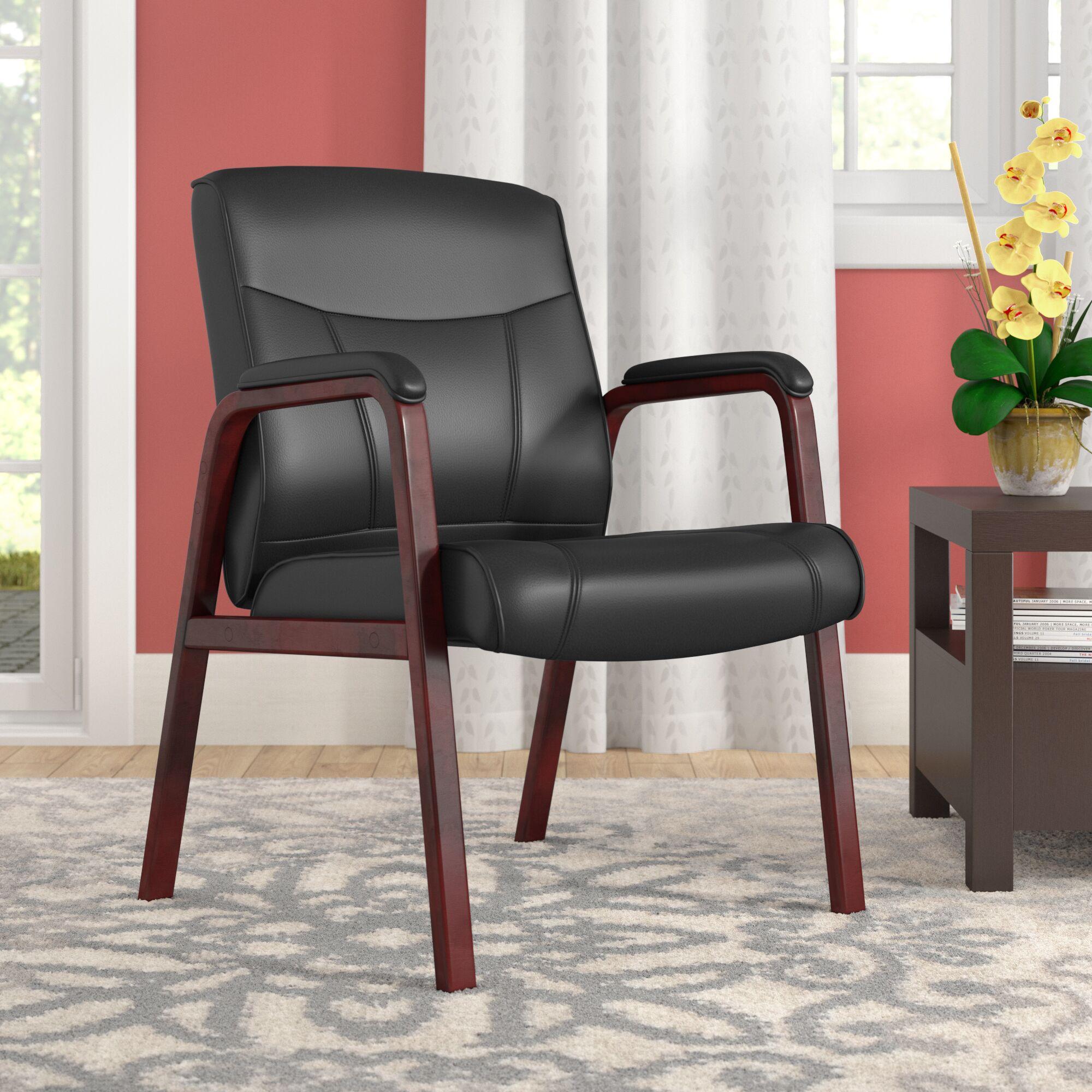 Landmark Leather Guest Chair