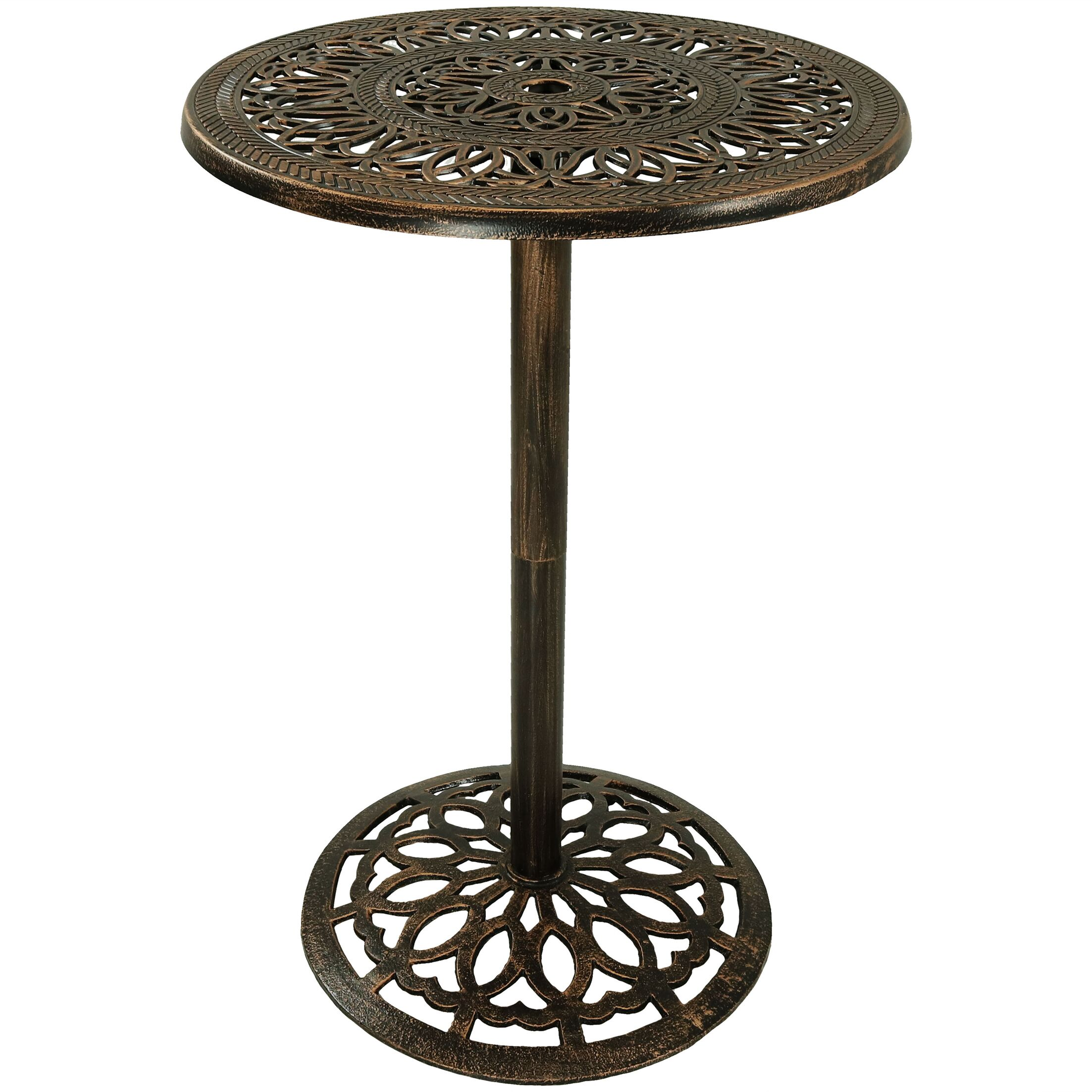 Nyla Round Bar Table