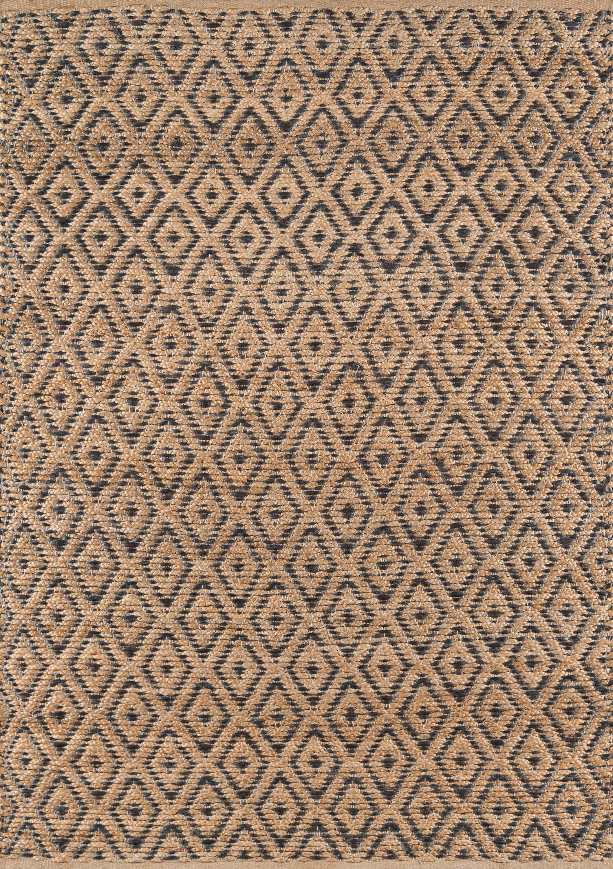 Houston Hand-Woven Brown Area Rug Rug Size: Runner 2'3