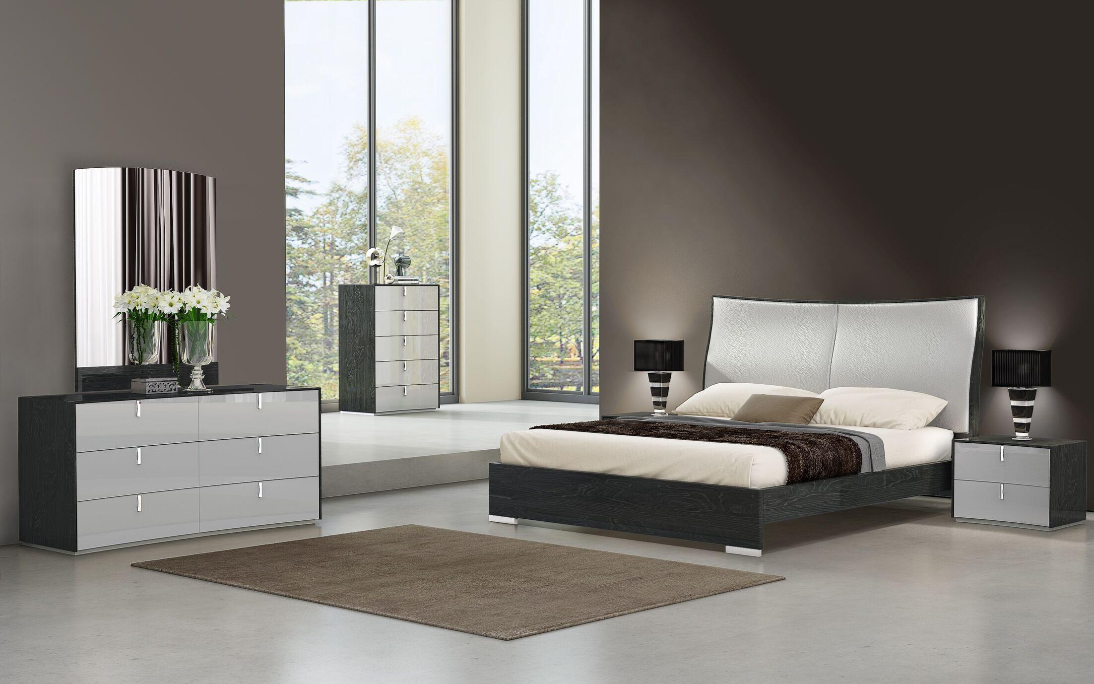 Trahan Platform Configurable Bedroom Set