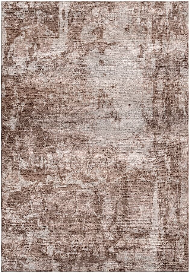 Ashford Handloom Coffee/Beige Area Rug Rug Size: Rectangle 6' x 9'