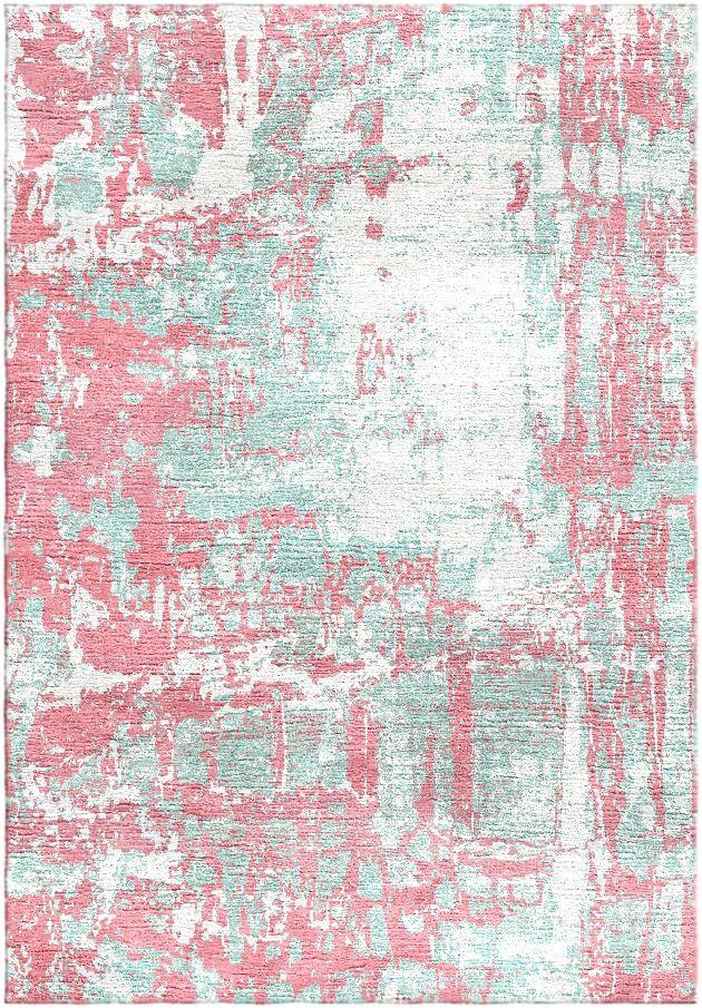 Ashford Handloom PinkArea Rug Rug Size: Rectangle 5'7