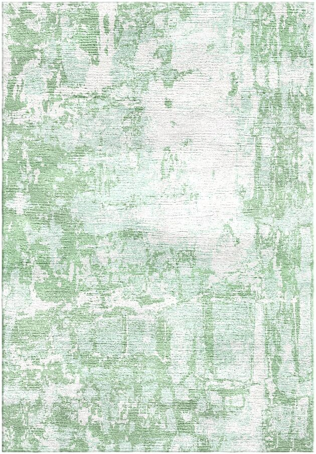 Ashford Handloom Green Area Rug Rug Size: Rectangle 8' x 10'
