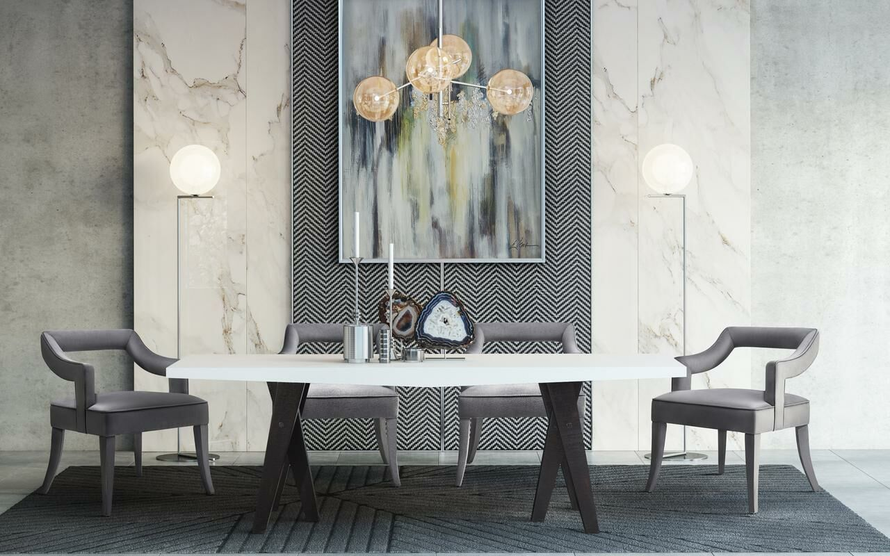 Dining Table Sets Shockley 5 Piece Extendable Dining Set