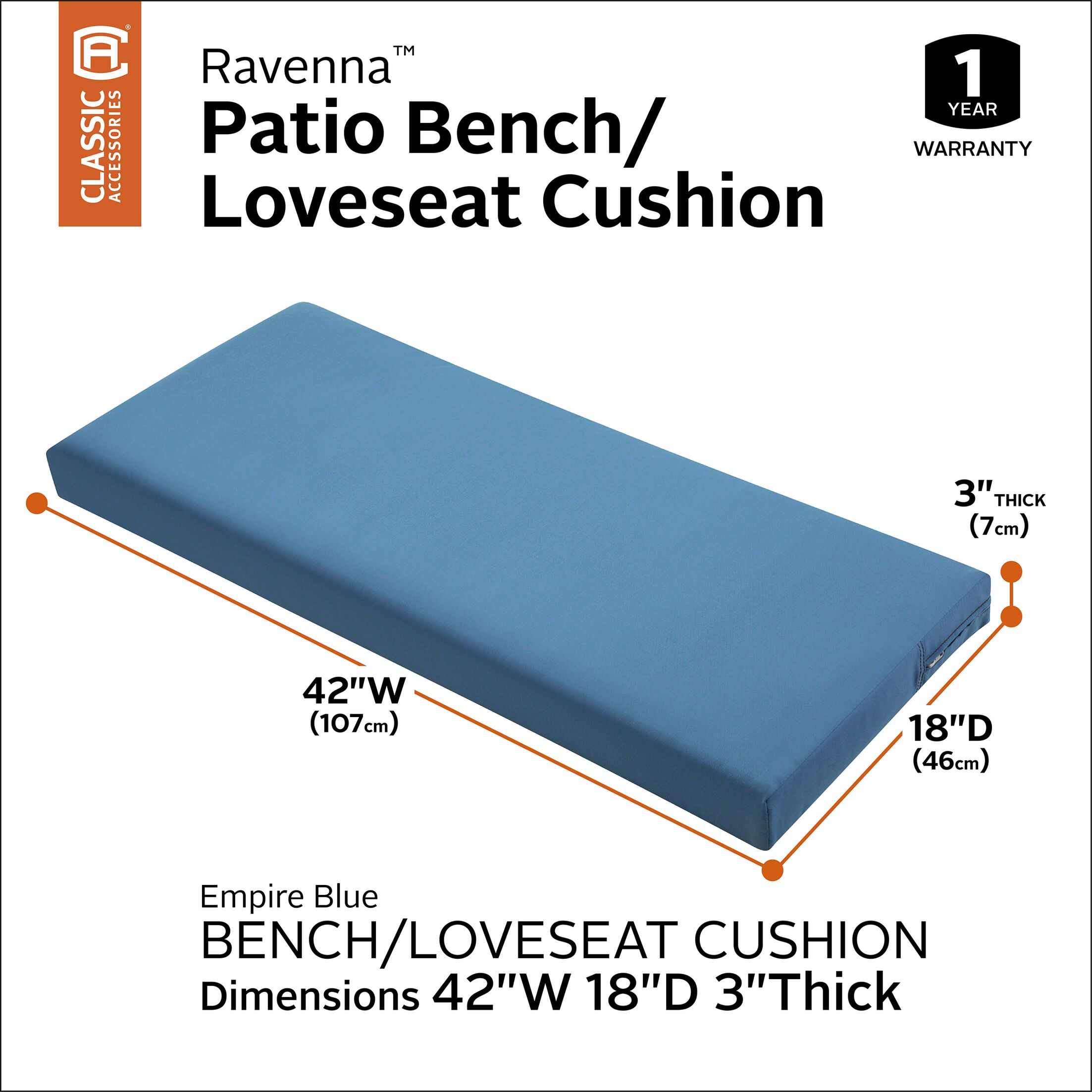 Kendala Indoor/Outdoor Cushion Cover with Foam Size: 3
