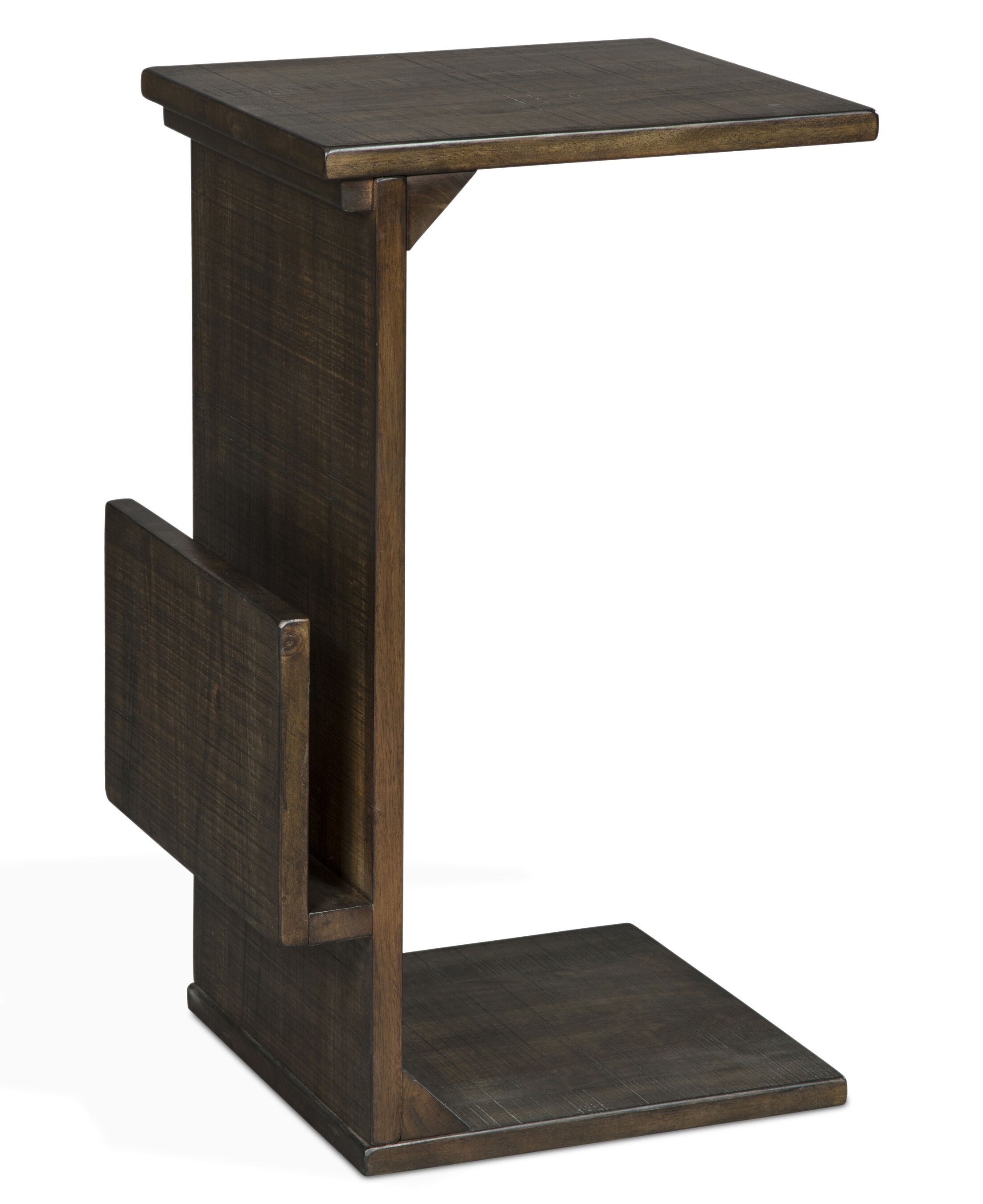 Andrew End Table Color: Tobacco Leaf