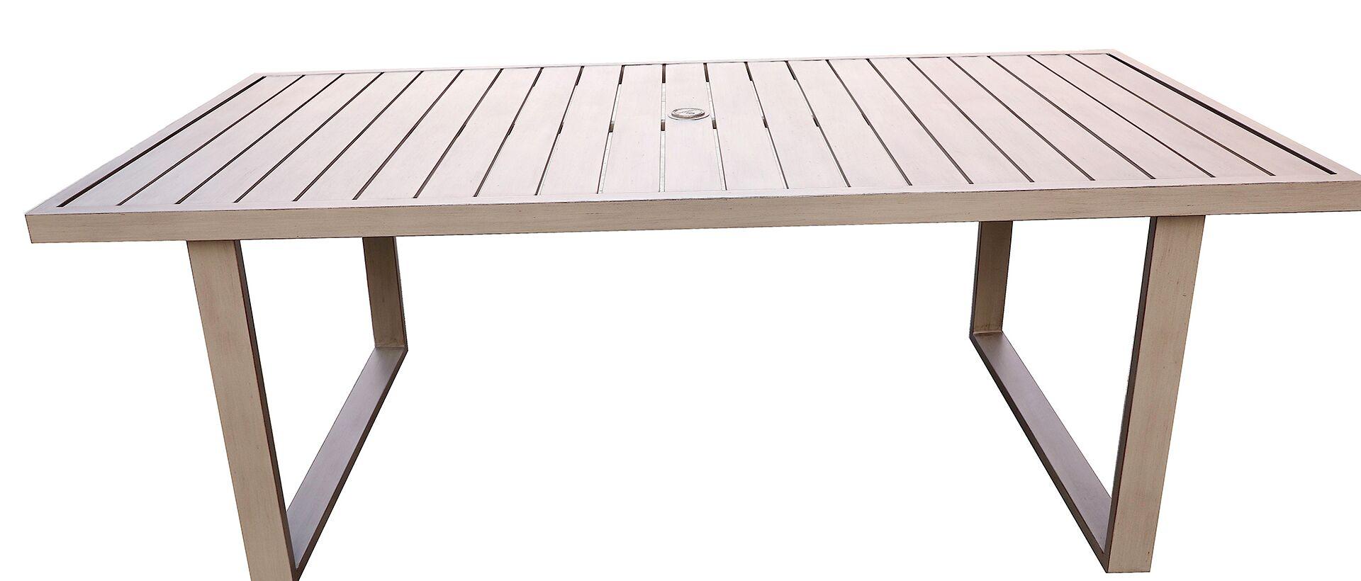 Otega Aluminum Dining Table