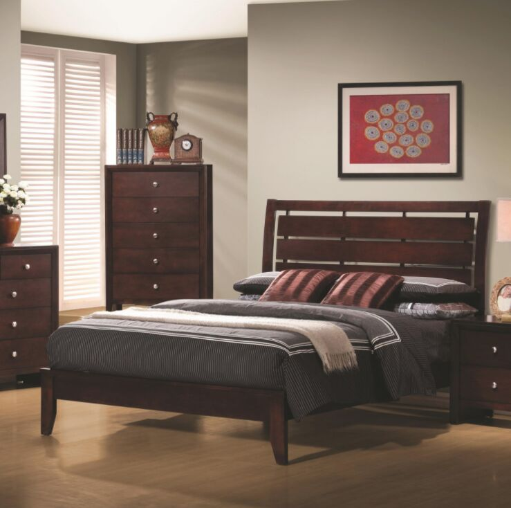 Bryce Panel Bed Size: Twin