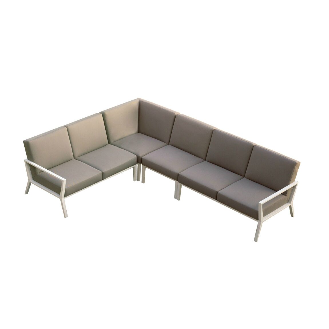 Thelonius Patio Sectional with Cushion