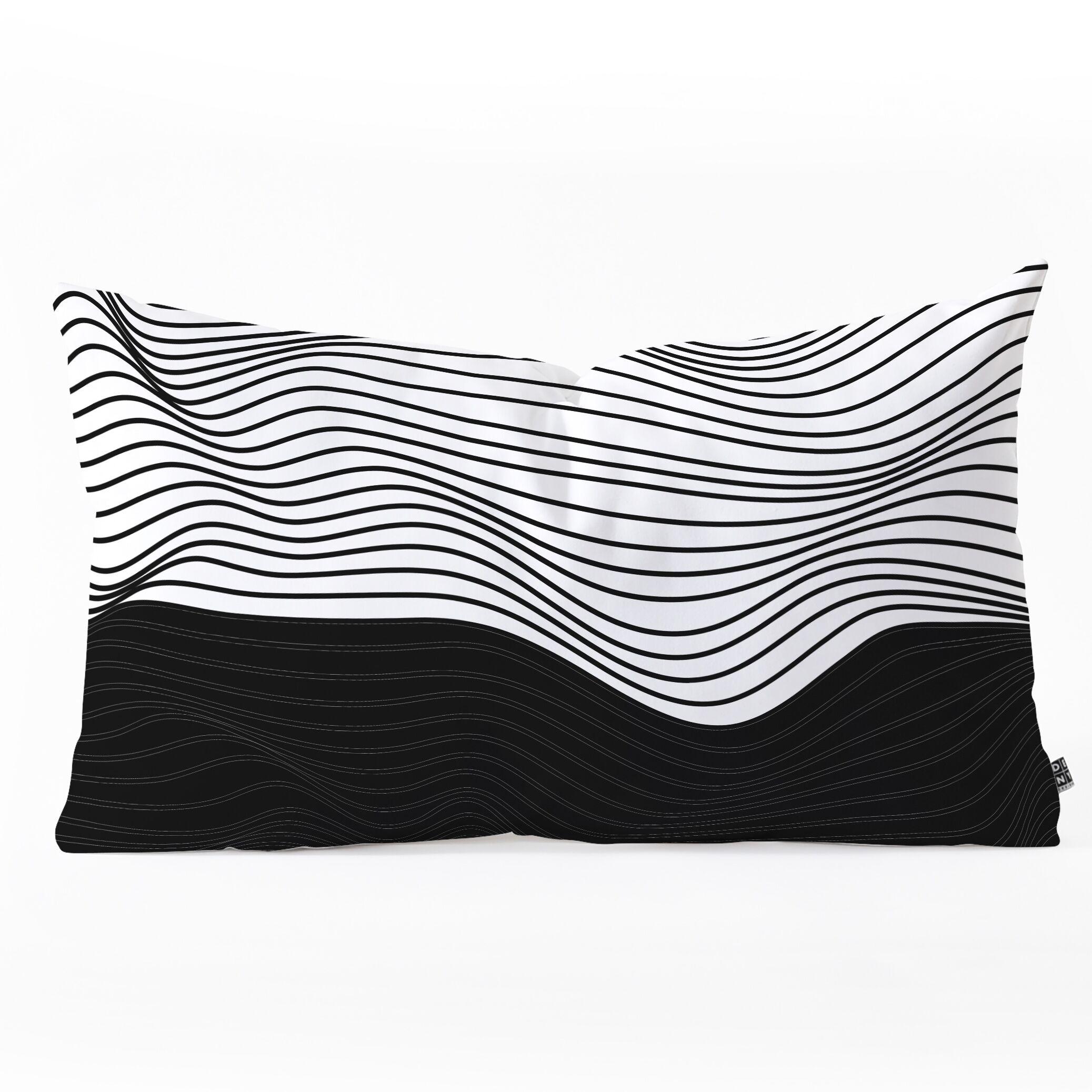 Viviana Gonzalez Oblong Lumbar Pillow