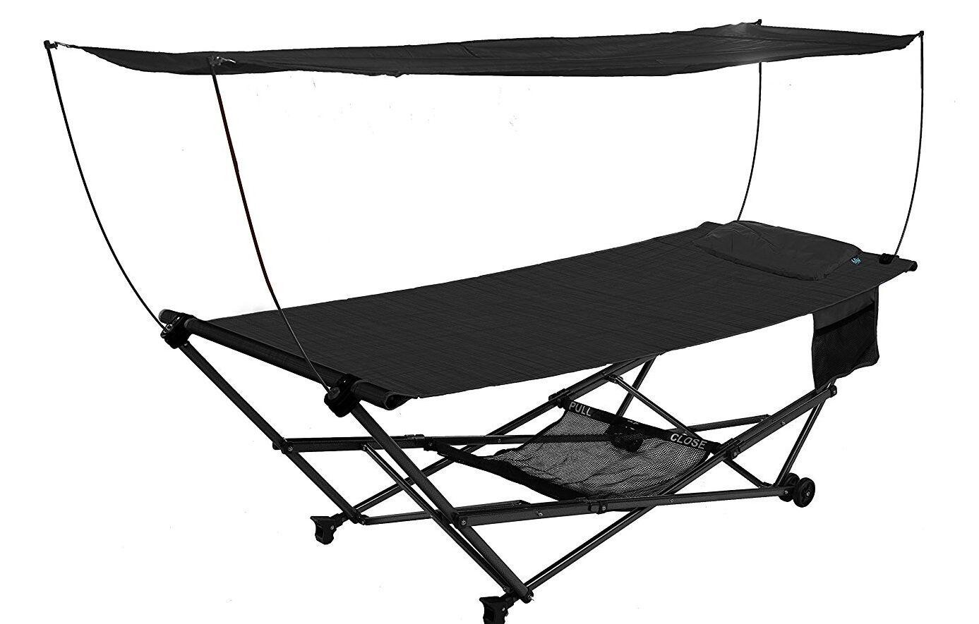 Solis Camping Hammock Color: Black