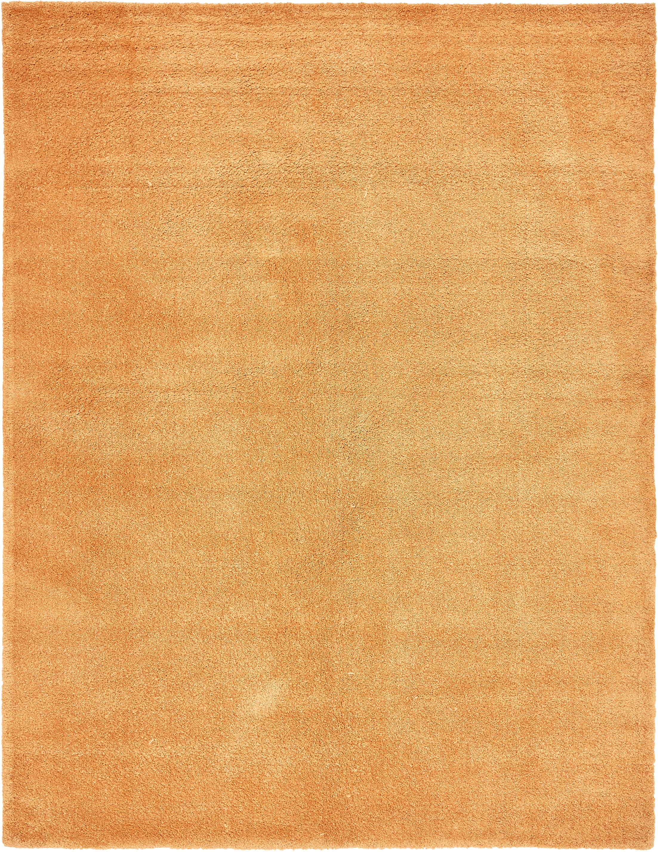 Truett Orange Area Rug Rug Size: Rectangle 10' x 13'