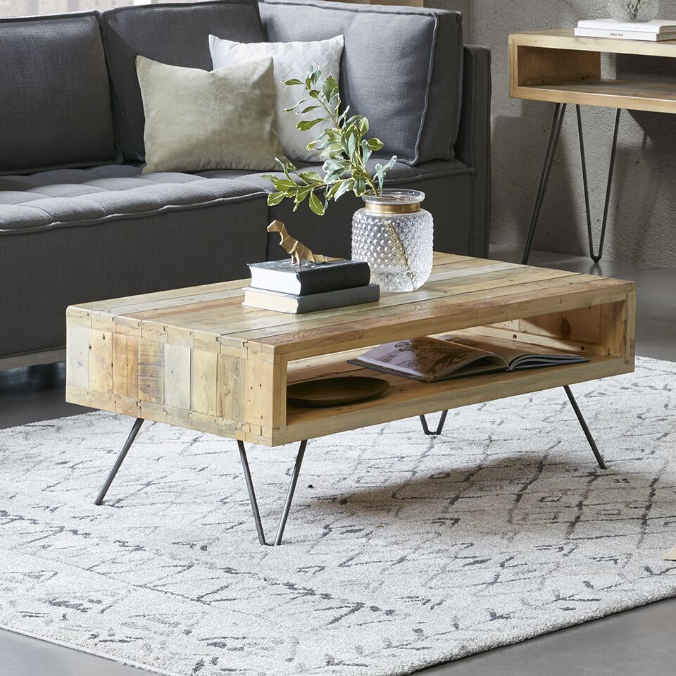 Stella Coffee Table with Storage