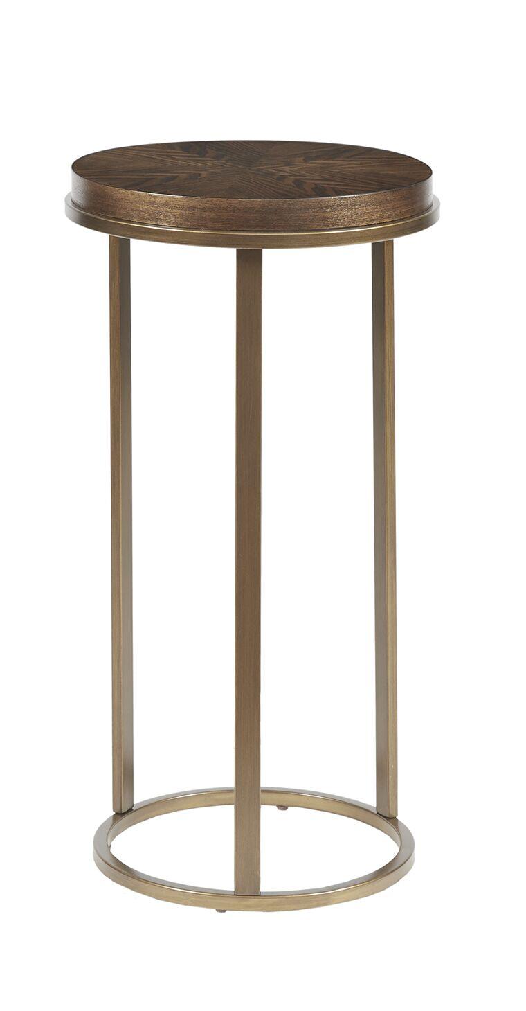 Corston Pedestal End Table