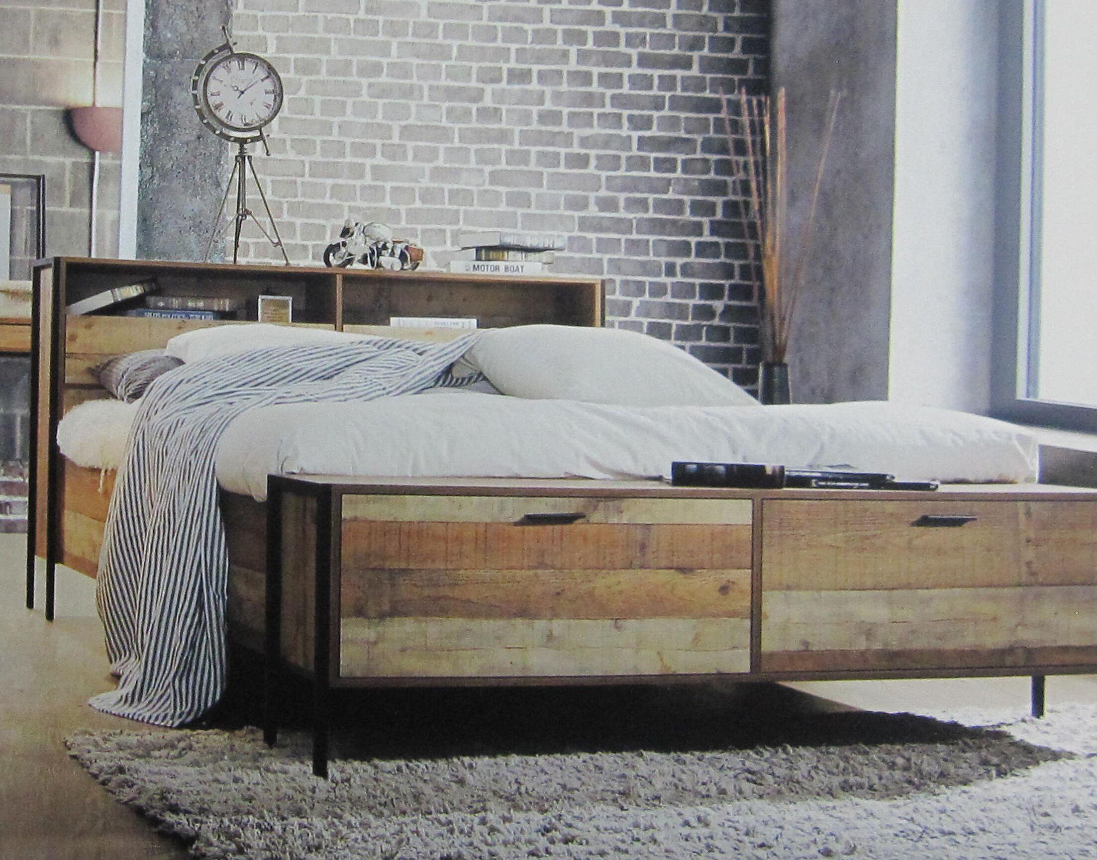 Maher Storage Platform Bed Size: Queen