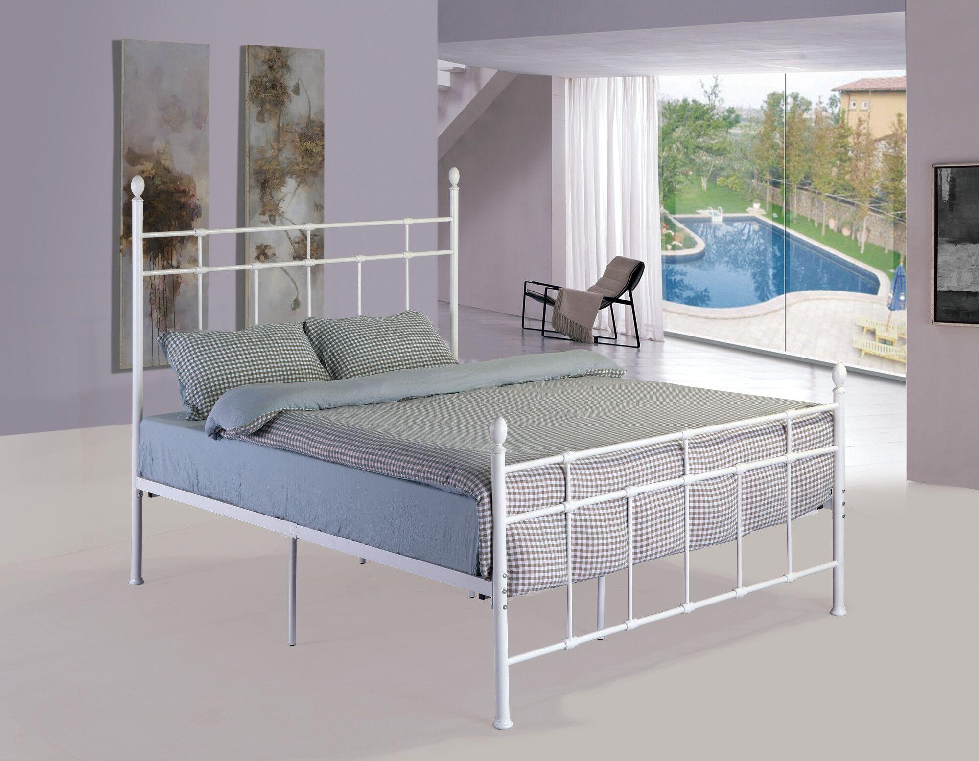 Django Platform Bed Size: Queen