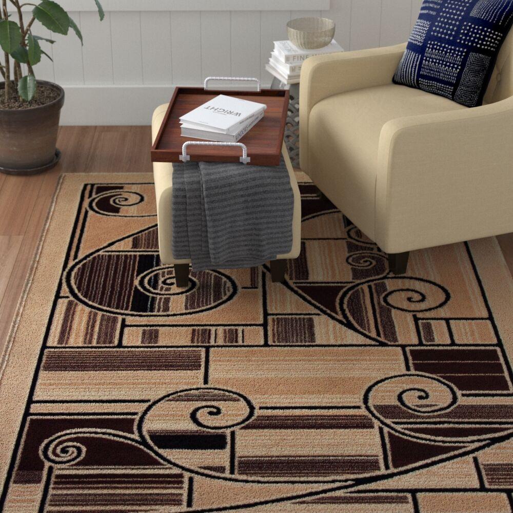 Hartville Berber Area Rug Rug Size: Rectangle 7'11