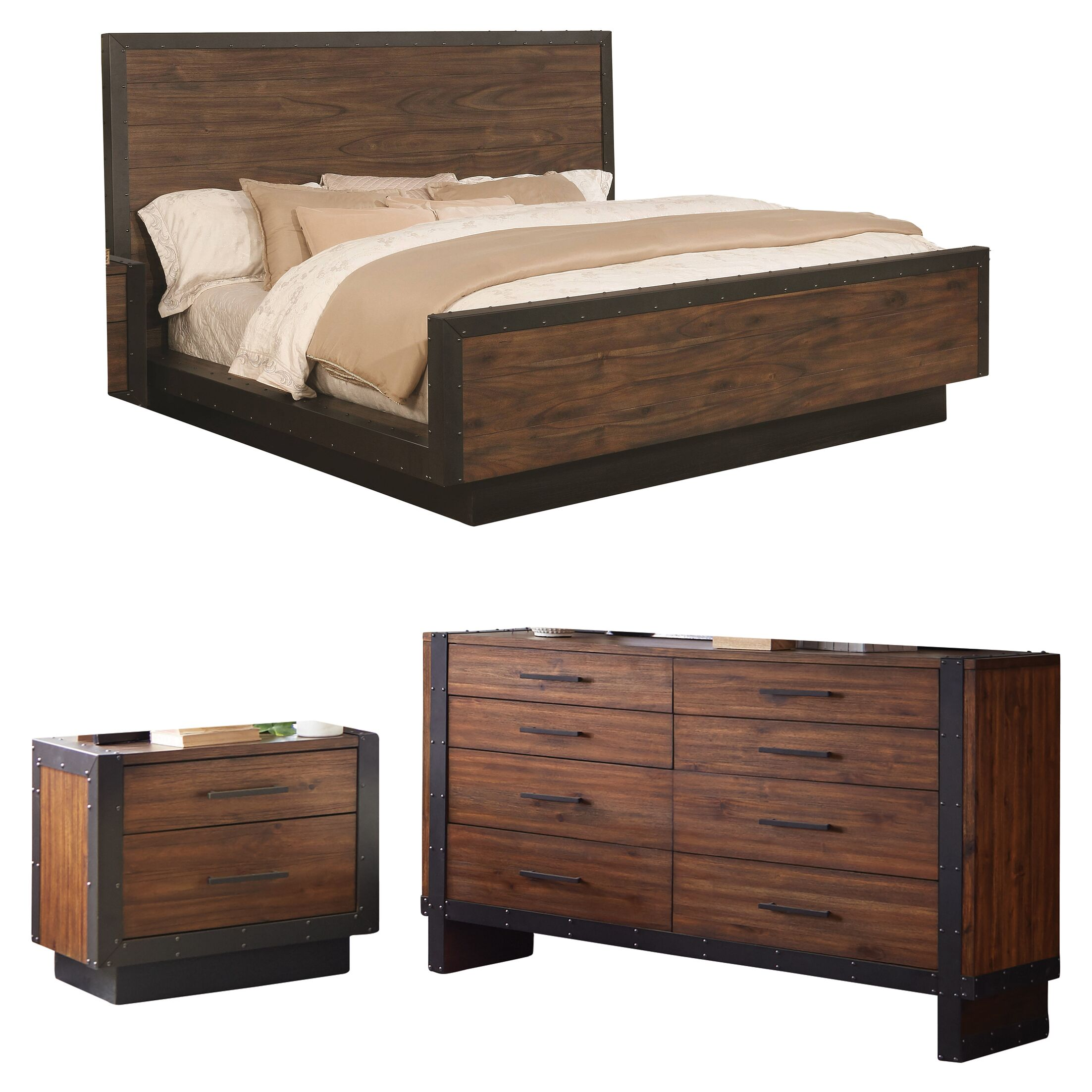 Panel Configurable Bedroom Set