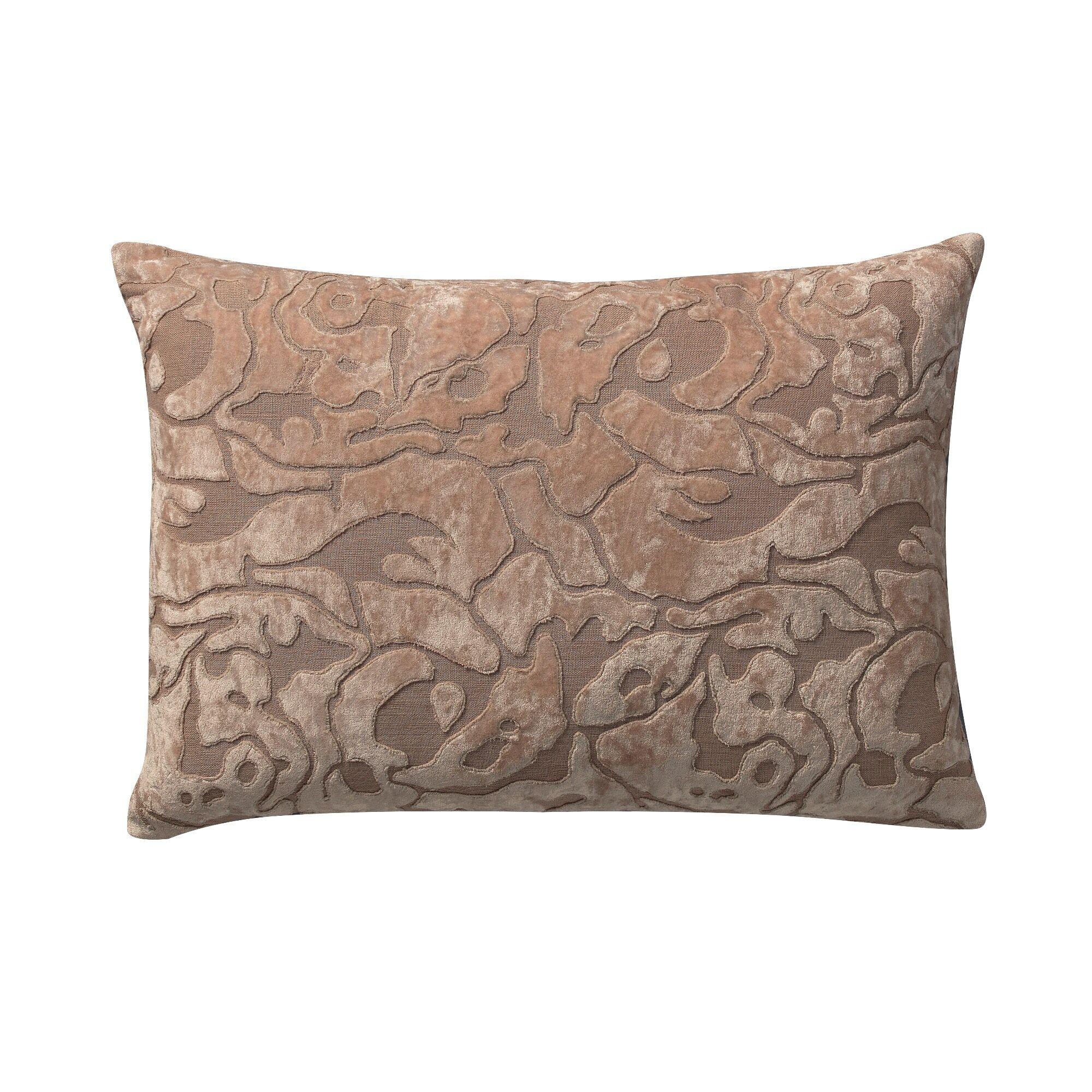 Sweeney Deco Cotton Lumbar Pillow