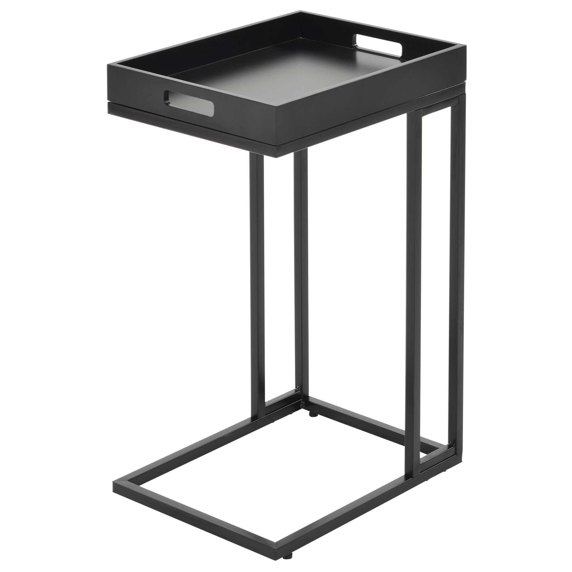Daryl C Table Color: Black