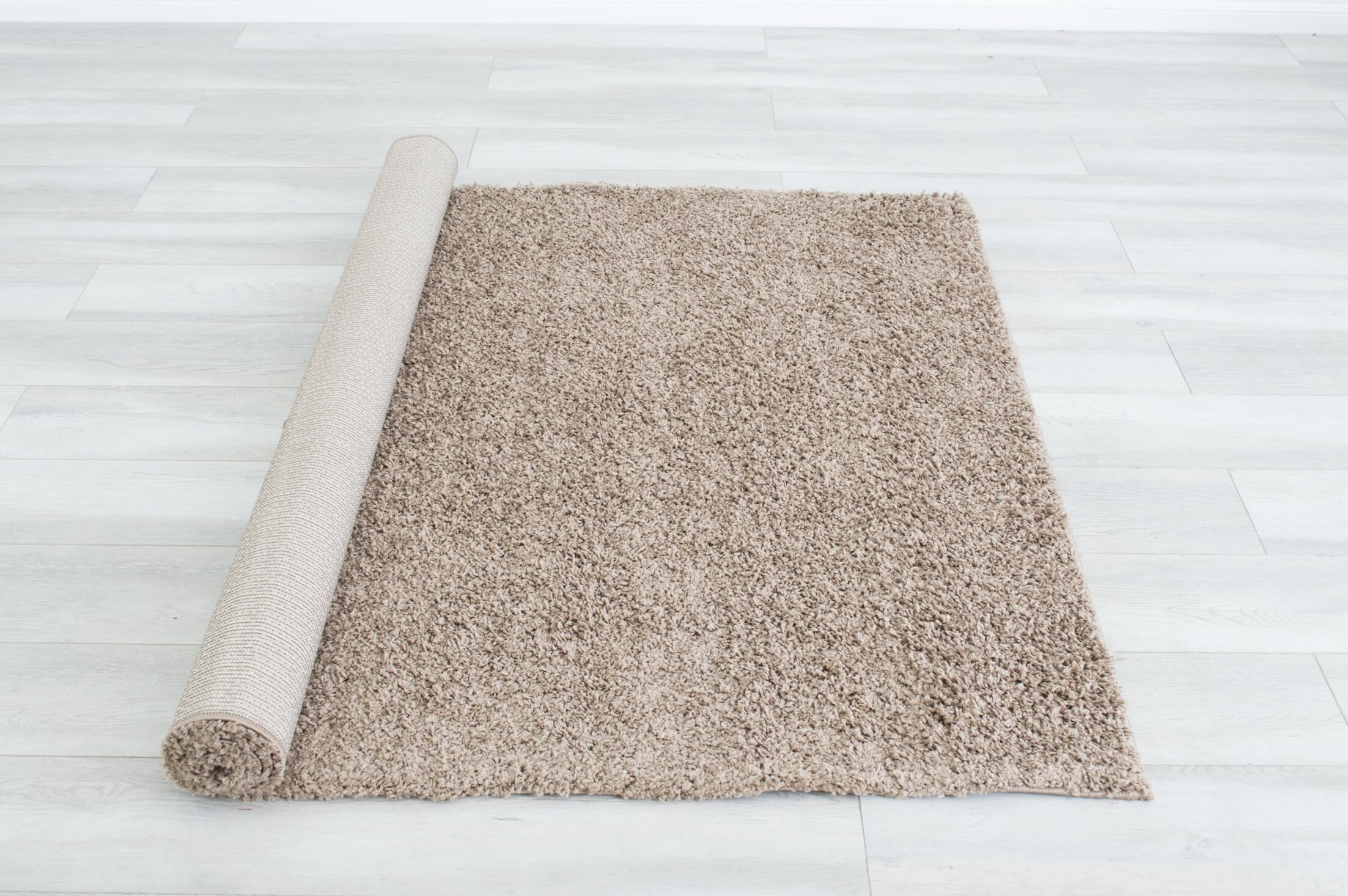 Hanks Champagne Area Rug Rug Size: Rectangle 8' x 10'
