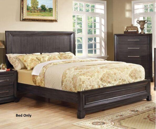Aramis Panel Bed Size: Queen