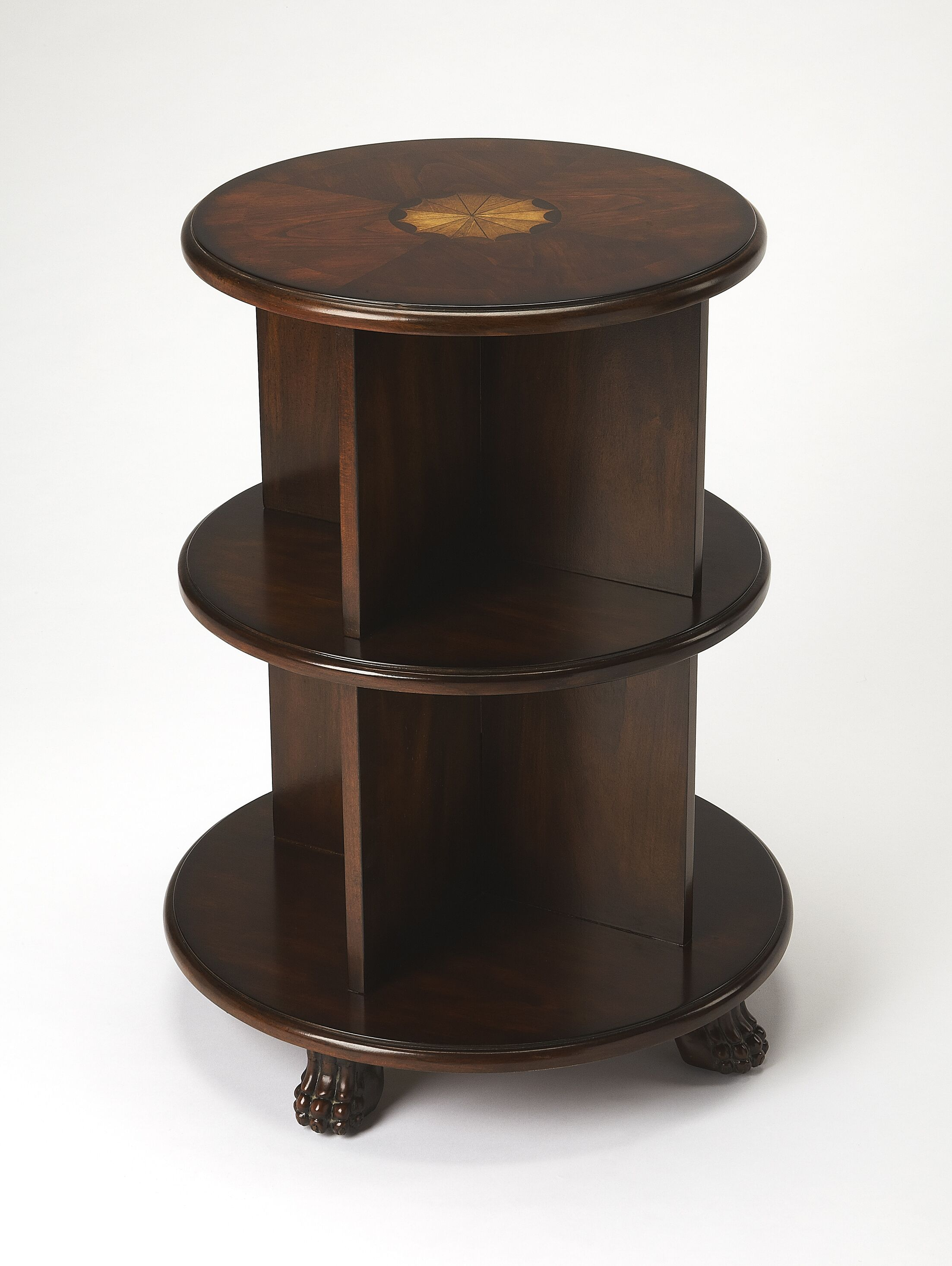 Geary End Table with Storage
