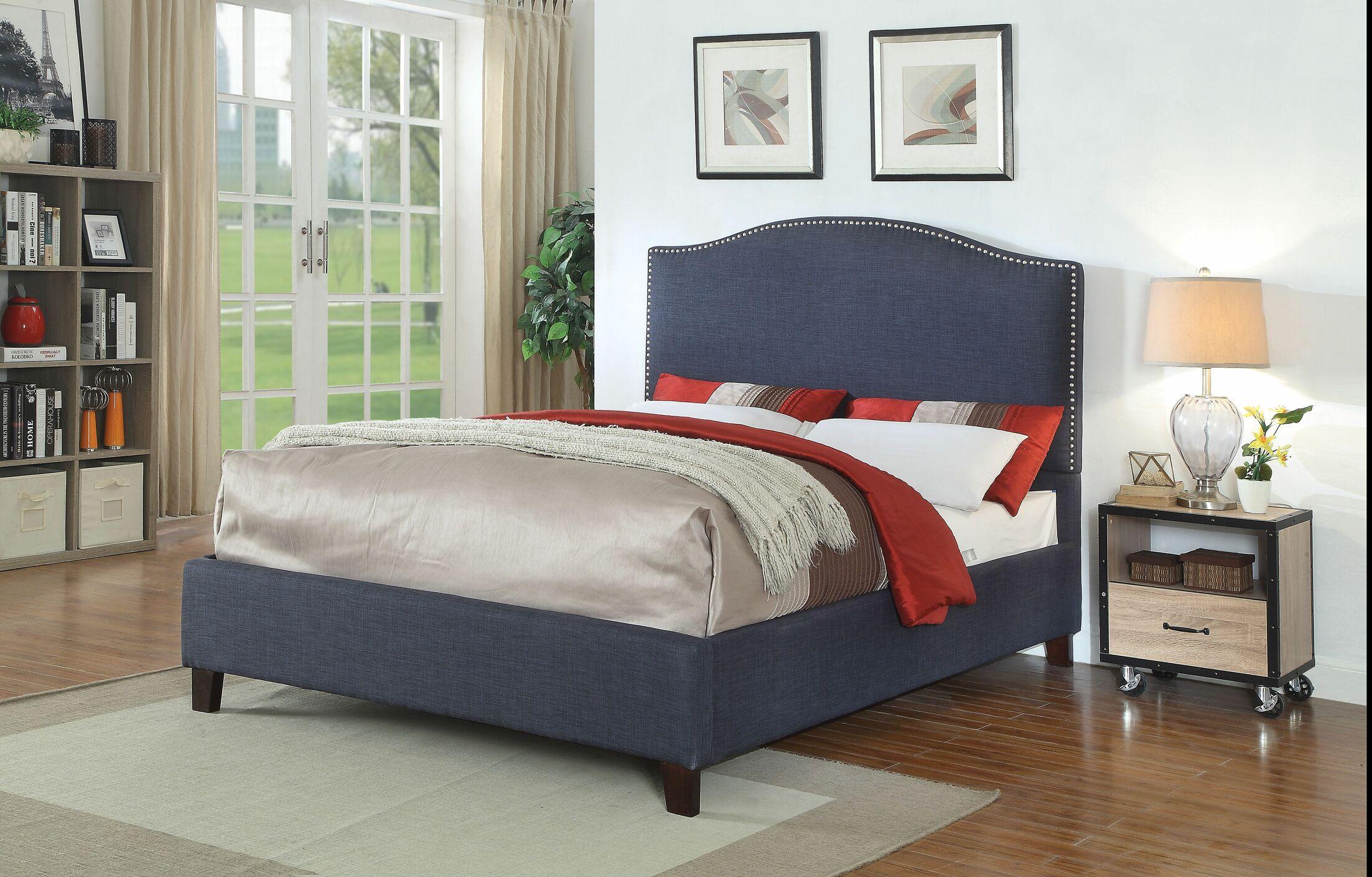 Sutcliffe Queen Panel Configurable Bedroom Set