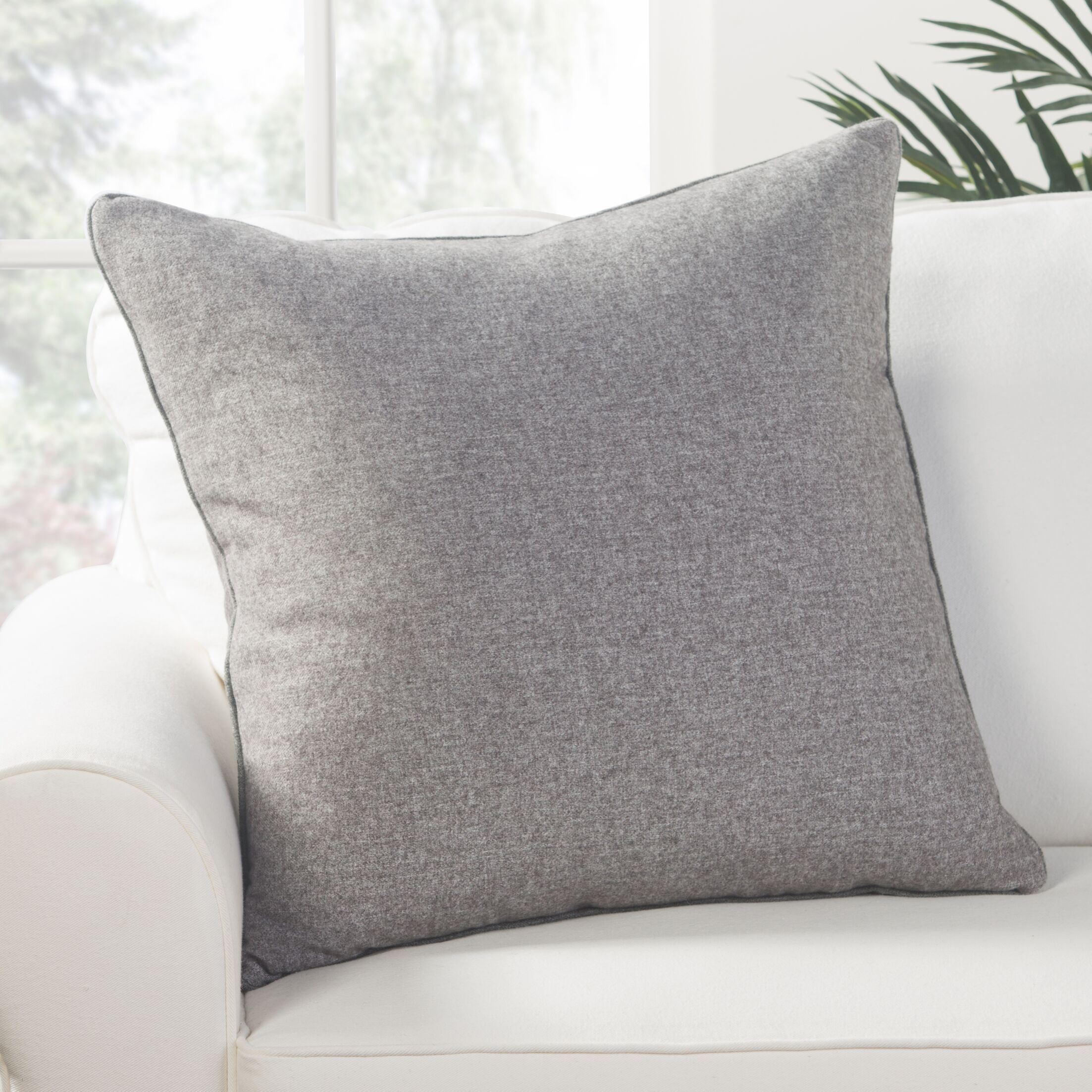 Witherell Throw Pillow Fill Material: Down