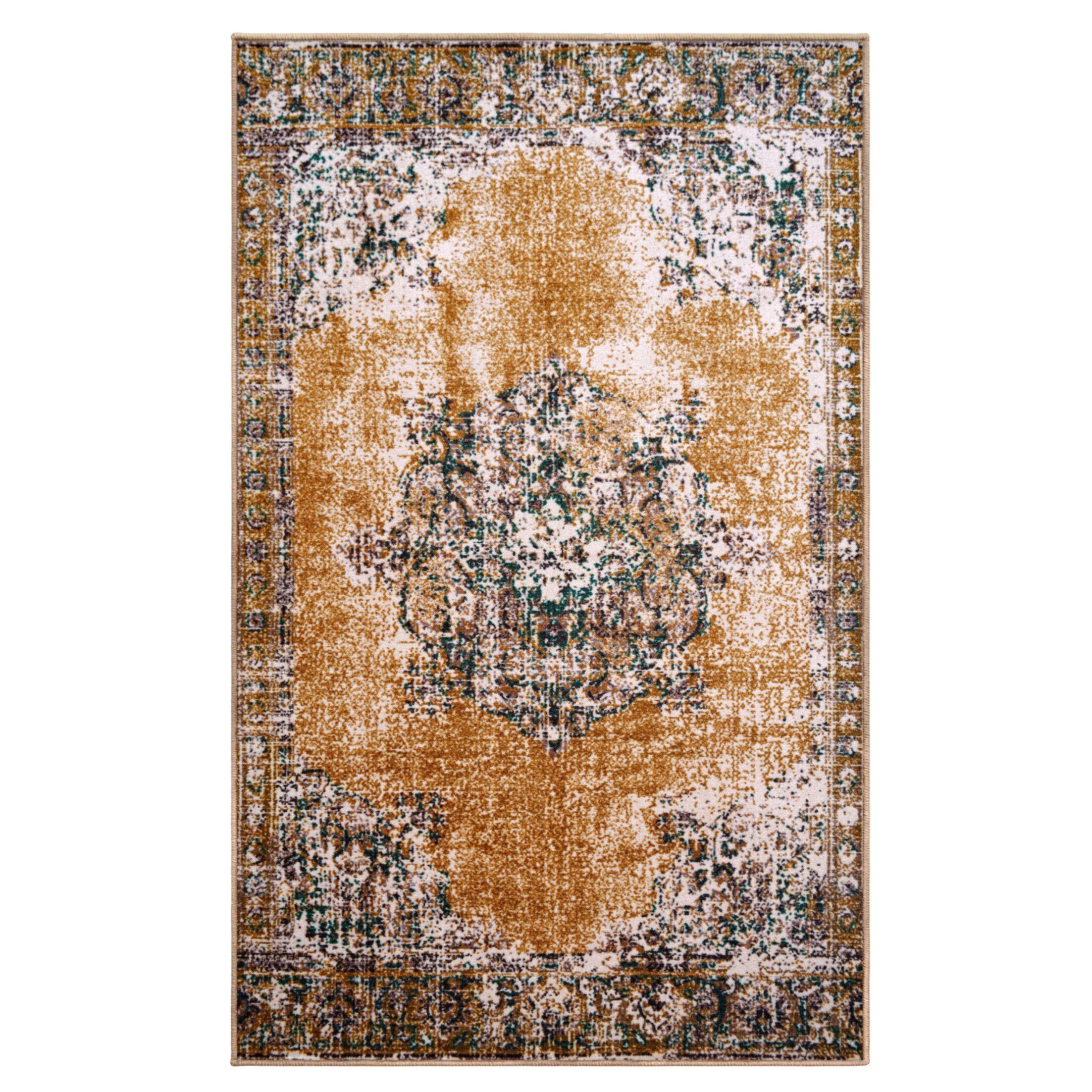 Gorham Brown Area Rug Rug Size: Rectangle 8' x 10'
