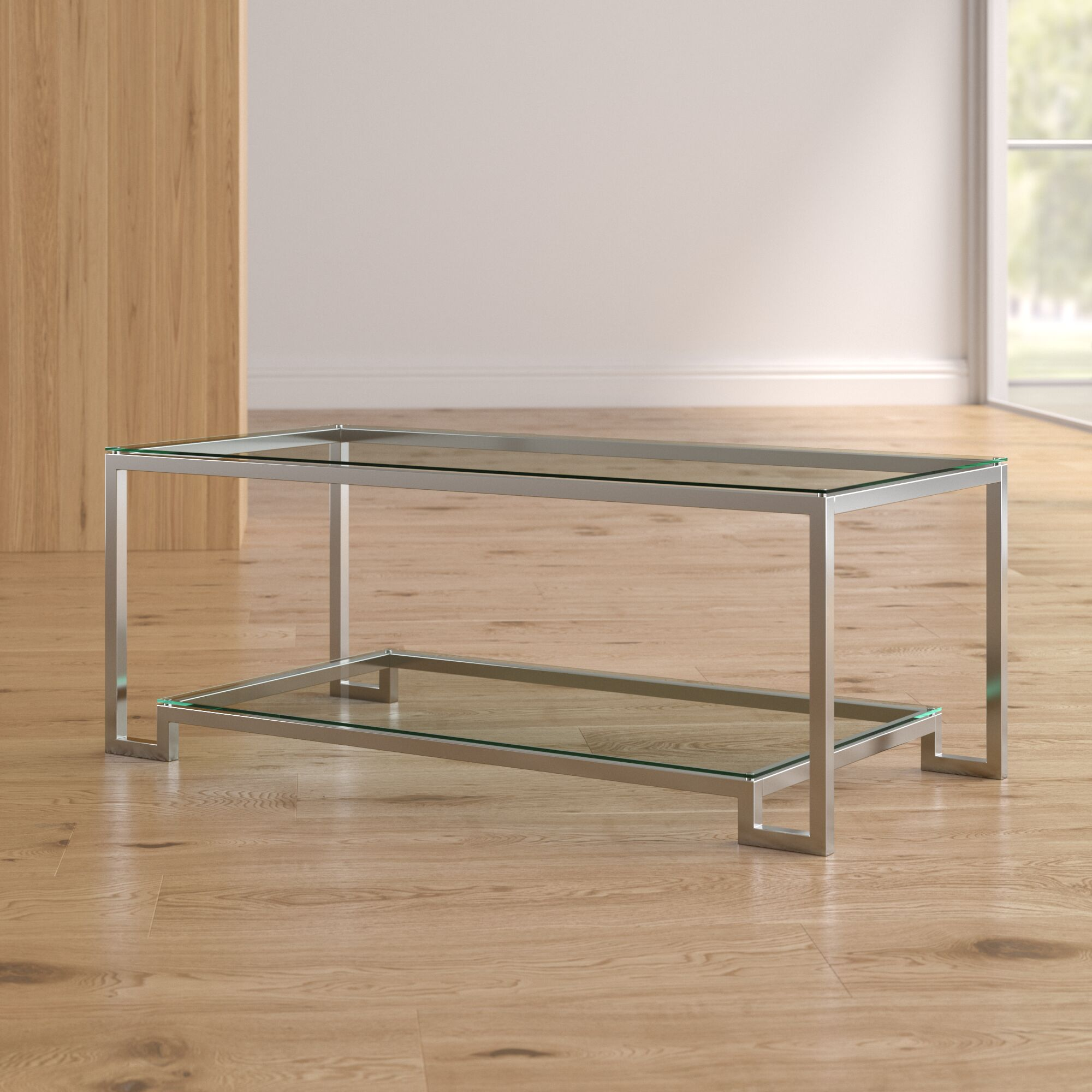 Blair Coffee Table Size: 15.7