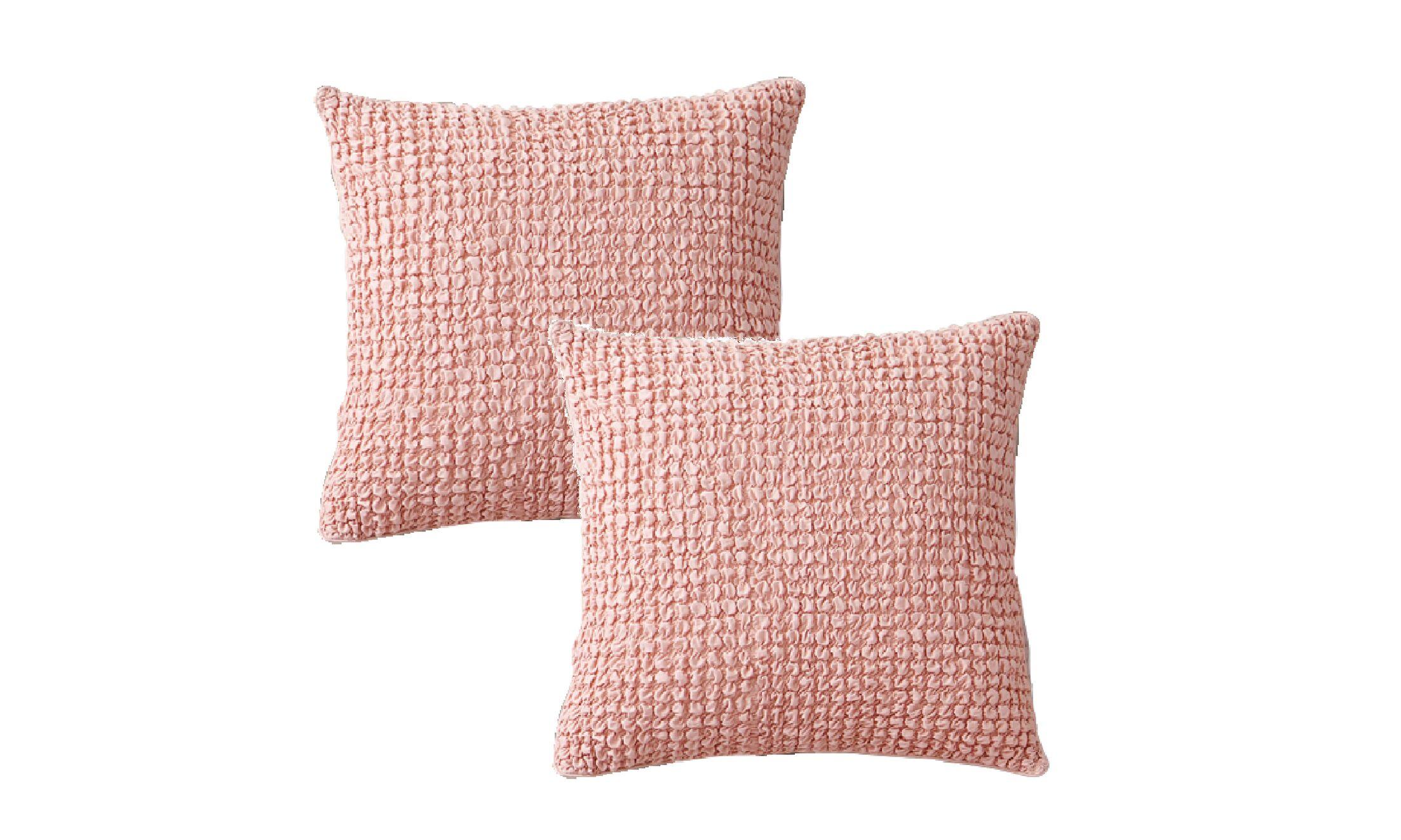 Bateman Cotton Sham Color: Pink