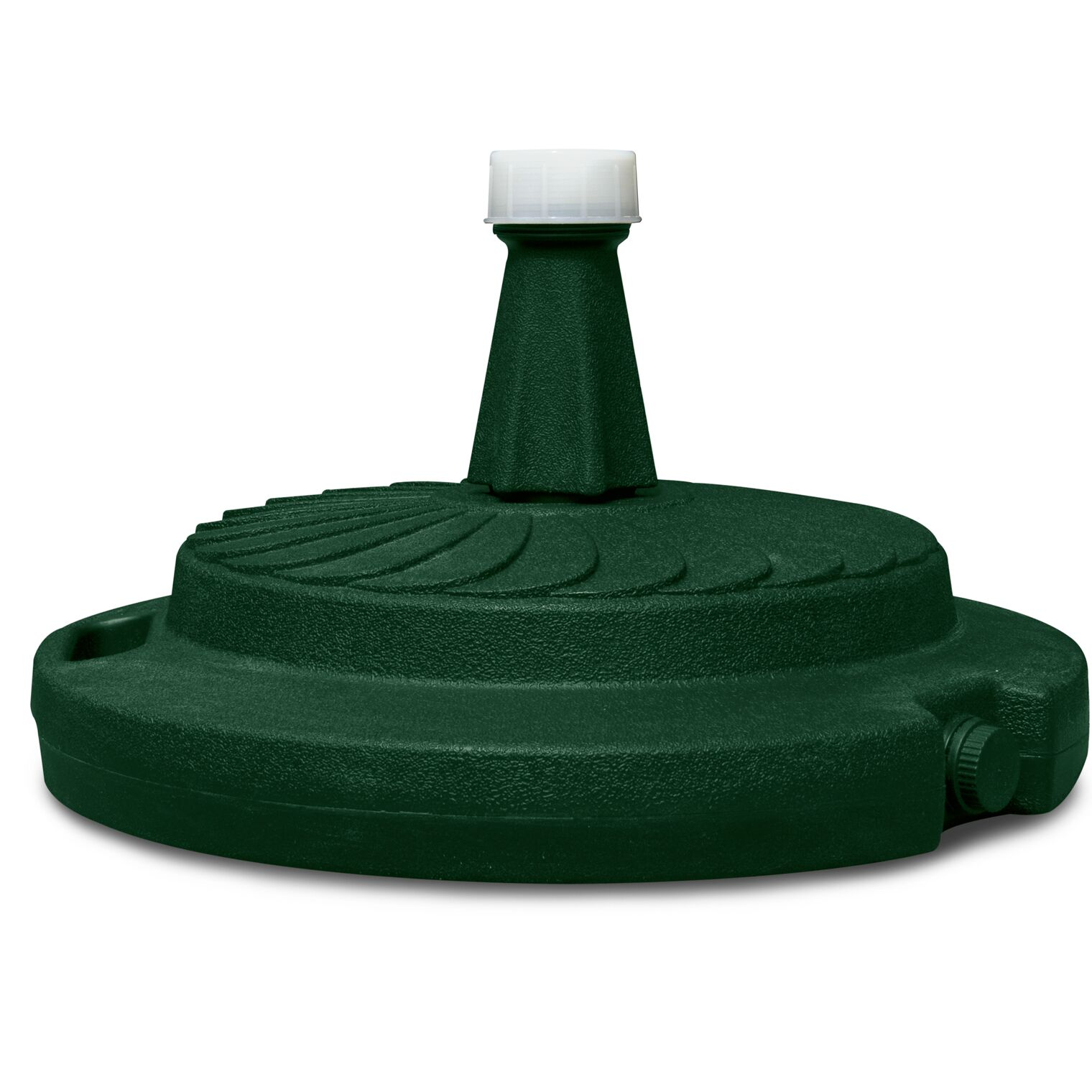 Squires Resin Free Standing Umbrella Base Finish: Green