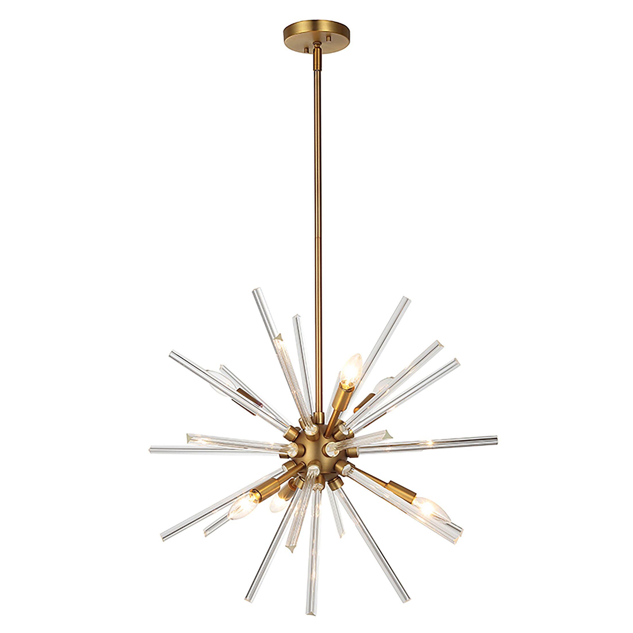 Islais 6-Light Sputnik Chandelier