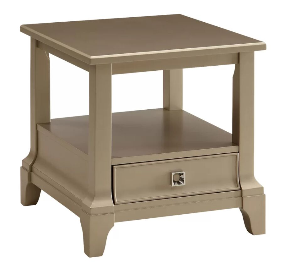 Sheehan End Table with Storage