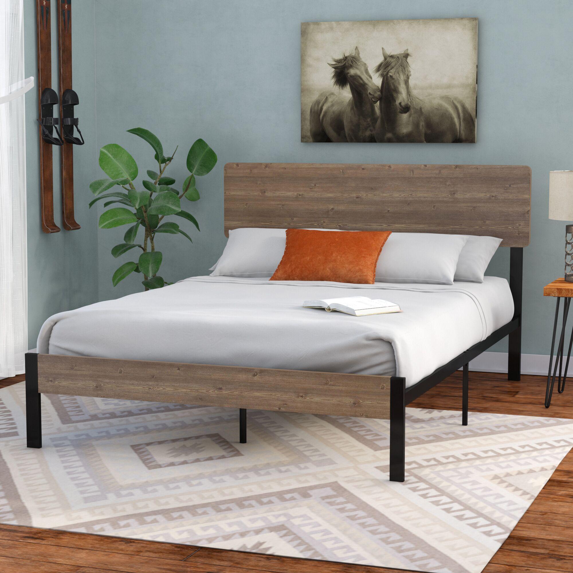 Partee Platform Bed Size: Queen